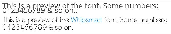 whipsmart
